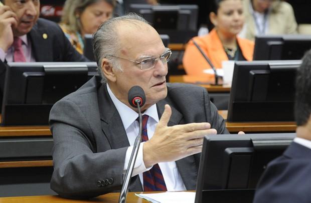 O deputado federal Roberto Freire (PPS-SP), convidado para assumir o comando do Ministério da Cultura (Foto: Luis Macedo/Câmara dos Deputados)