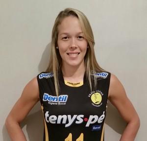 Michelle Pavão, Praia Clube, Superliga (Foto: Divulgação)