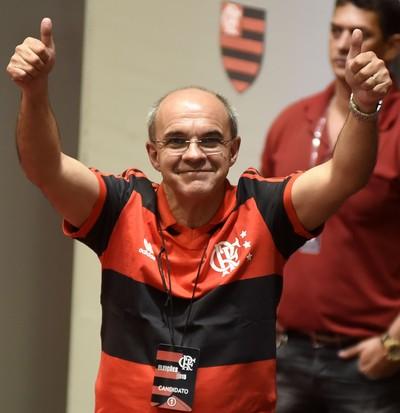 Eduardo Bandeira de Mello Flamengo (Foto: André Durão / GloboEsporte.com)