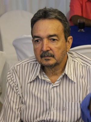 Edílson Moreira, diretor de futebol do 4 de Julho (Foto: Wenner Tito)