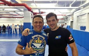 Renzo Gracie lista top 5 de lutadores de jiu-jítsu no UFC; E aí, concorda?