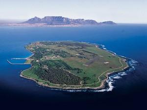 Robben Island, onde Nelson Mandela ficou preso, na África do Sul (Foto: Divulgação/South African Tourism)