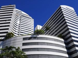 Hotel em Caracas, na Venezuela (Foto: Giuglio Gil /hemis.fr/AFP)