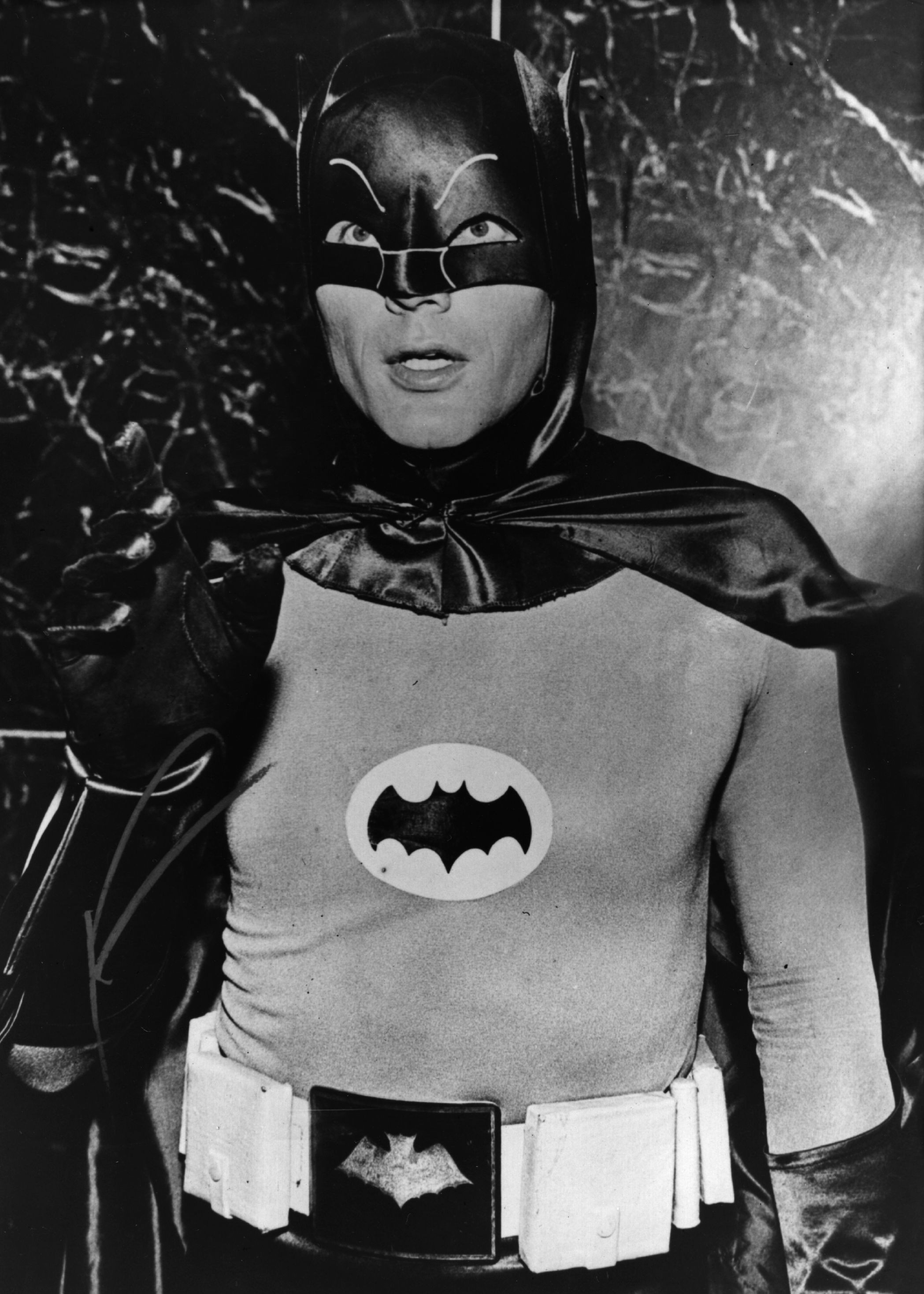 Adam West como 'Batman' (Foto: Getty Images)