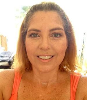 Liliana Pellegrini atua no PSF de São Miguel do Gostoso (Foto: Reprodução/Arquivo pessoal)