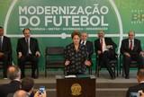 """Em nota, Bom Senso rebate críticas da CBF à MP do Futebol: """"Tese absurda"""""""