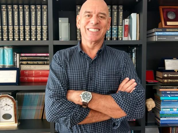 Arthur Guerra, psiquiatra (Foto: Ana Cristina Braz)