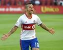Beckham tem recorde de gols de falta quebrado por italiano na MLS; veja