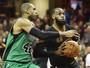 Na véspera do aniversário de LeBron, Cavs vencem batalha contra os Celtics
