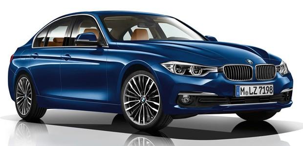 BMW Série 3 Edition Luxury Line Purity (Foto: Divulgação)