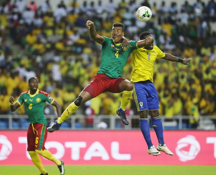 Camarões e Gabão empataram em 0 a 0 pelo Grupo A da Copa Africana de Nações (Foto: efe)