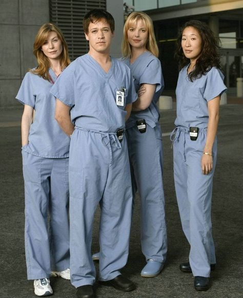 Grey's Anatomy - 1ª Temporada (Foto: Divulgação)