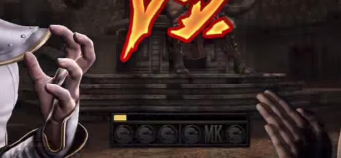 Mortal Kombat 9: aprenda a ativar os Kombat Codes (Foto: Reprodução)