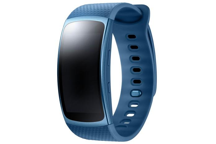 Gear Fit2 (Foto: Divulgação/Samsung)
