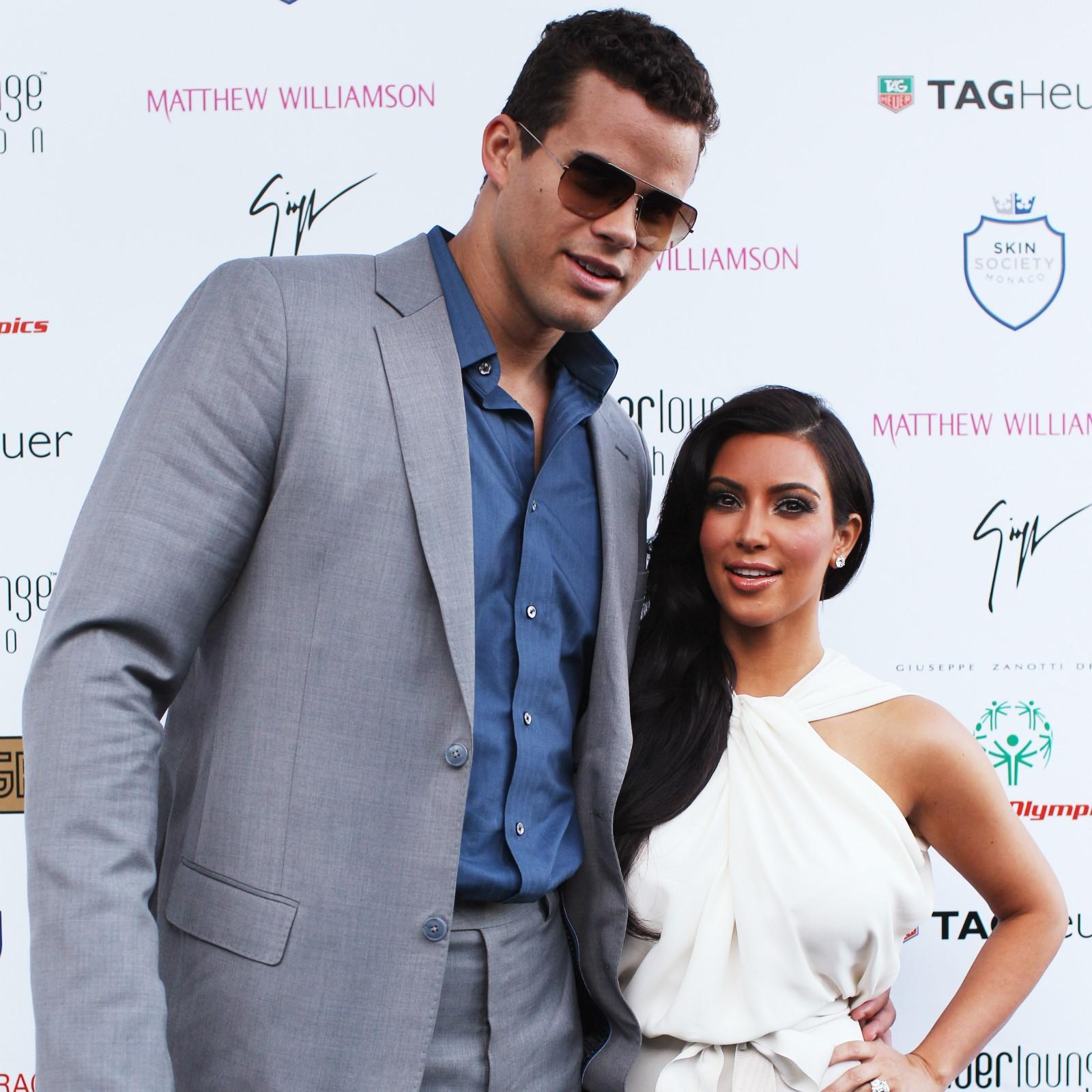 A irmã mais velha de Khloé, Kim Kardashian, também se casou com um jogador de basquete, Kris Humphries. E foi após só seis meses de namoro. Acabou depois de 72 dias. (Foto: Getty Images)