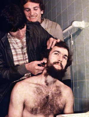 grêmio peñarol final libertadores 1983 campeão 30 anos especial hugo de león (Foto: Agência RBS)