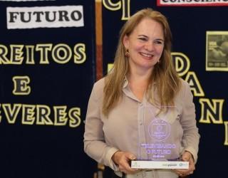 Vera Beatriz Hoff Pagnussatti  (Foto: Divulgação/RPCTV)
