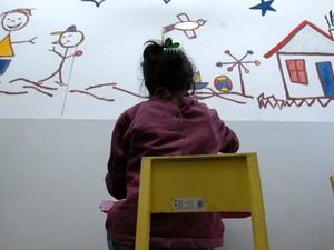 Espírito Santo registra média de um abuso sexual infantil por dia (Foto: Bernardo Coutinho/ A Gazeta)
