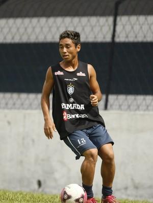 Thiago Cametá (Foto: Marcelo Seabra/O Liberal)