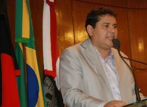 Vereador Renato Martins, FPF (Foto: Amauri Aquino / GloboEsporte.com/pb)