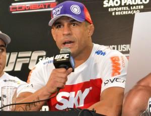 Vitor Belfort MMA UFC (Foto: Adriano Albuquerque/SporTV.com)