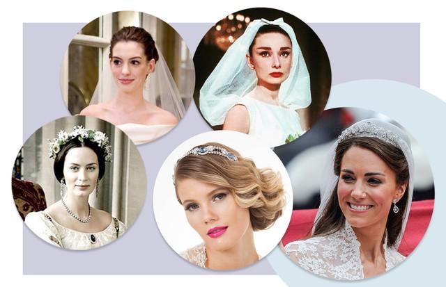 Penteados para noivas (Foto: Arte Vogue Online)