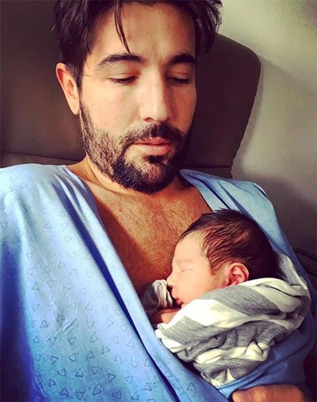 Sandro Pedroso (Foto: Reprodução/Instagram)