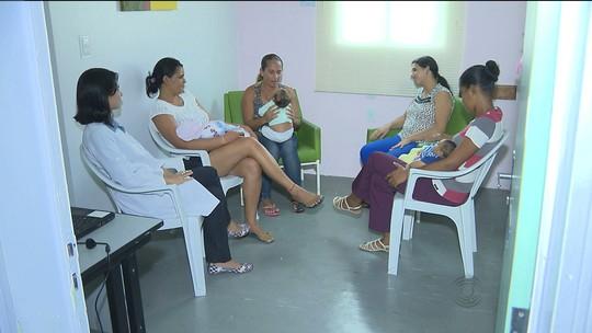 Grupo de diálogo ajuda mães de bebês com microcefalia na Paraíba