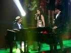 Carlinhos Brown sobe ao palco com Sergio Mendes e Mira Callado