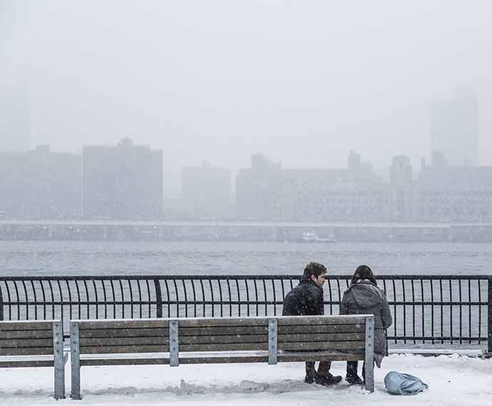 Nova York, onde eles se redescobriram... E onde a trama de I Love Paraisópolis começou (Foto: Raphael Dias/Gshow)