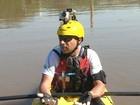 Ecoesportista termina expedição pelo rio Jundiaí