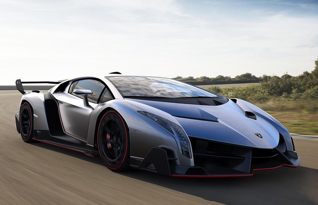 Lamborghini Veneno (Foto: Lamborghini)
