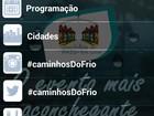 App oferece guia da Rota Cultural Caminhos do Frio, na Paraíba