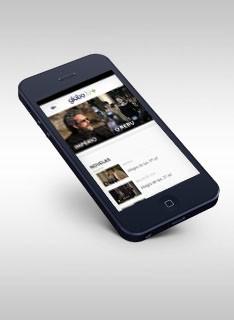 Já conhece o aplicativo globo.tv? Confira. (Skidun)