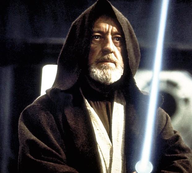 """Vida;Carreira;Nas estrelas Entre os """"fregueses"""" da voz de Bardavid estão os atores Anthony Hopkins e Alec Guinness, o Obi-Wan de Star Wars (Foto: LucasFilm/20TH CENTURY FOX / Album)"""