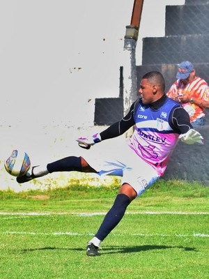 Walter, goleiro do Espírito Santo (Foto: João Brito/Espírito Santo FC)