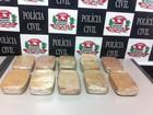 Polícia Civil apreende grupo com pasta base de cocaína em Bauru