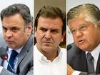 Gilmar Mendes autoriza investigação sobre Aécio, Paes e Clésio Andrade