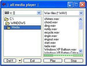 player wav