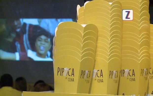 'Pipoca em Cena' é promovido pela Rede Amazônica (Foto: Zappeando)