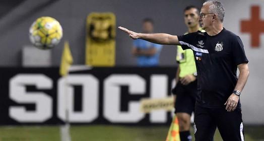 calma, gente! (Ivan Storti/Divulgação Santos FC)