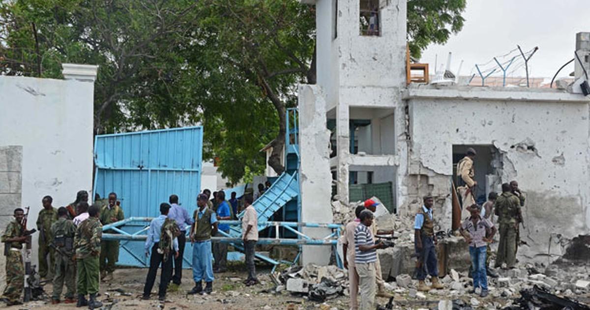 Islamitas ameaçam ofensiva na Somália após ataque à ONU