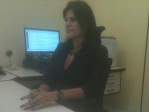 Juíza Flávia Baptista considerou todos os réus culpados pelo estupro de cinco mulheres. (Foto: Taiguara Rangel/G1)