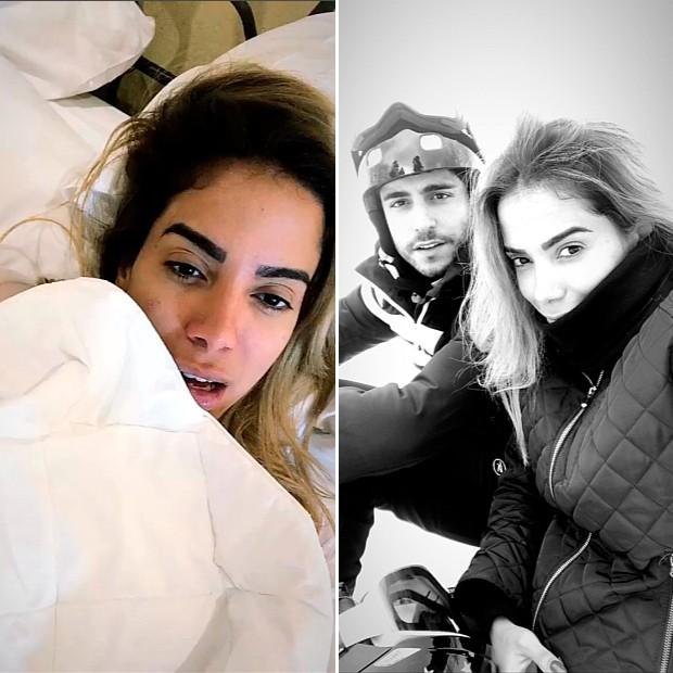 Anitta e o marido, Thiago Magalhães (Foto: Reprodução)