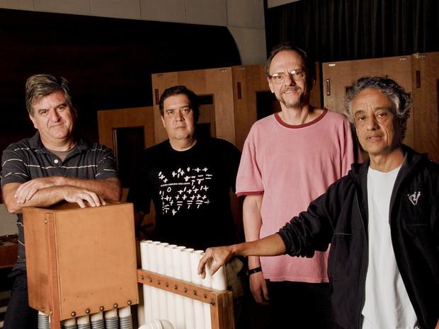 Grupo Uakti apresenta trabalho dedicado aos Beatles (Foto: Divulgação / Sylvio Coutinho)