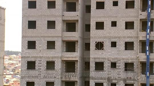 Construtora de Sorocaba abandona obras em Tatuí e causa transtornos a moradores