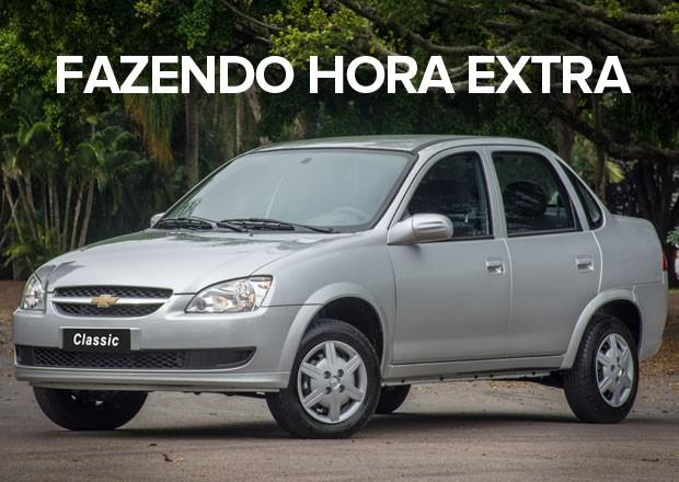 carros mais vendidos por estado 2015 - classic (Foto: Divulgação)
