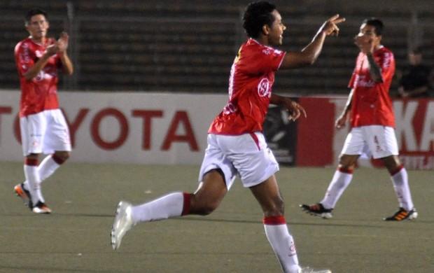 Juan Aurich 1 x 0 The Strongest, Libertadores (Foto: EFE)