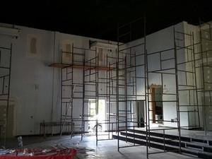 Cine Teatro Rasa, em Búzios, recebeu obras e maquinário de última geração  (Foto: Divulgação/Prefeitura de Búzios)