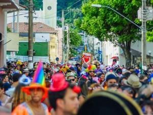 Bloco Regional da Nair é um dos que vão desfilar nas ruas de Vitória (Foto: Divulgação)